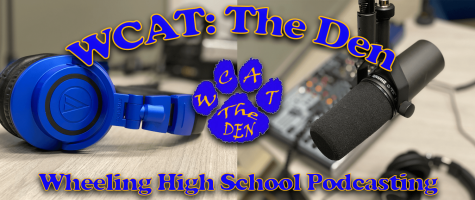 WCAT The Den: Wheeling High School Podcasts