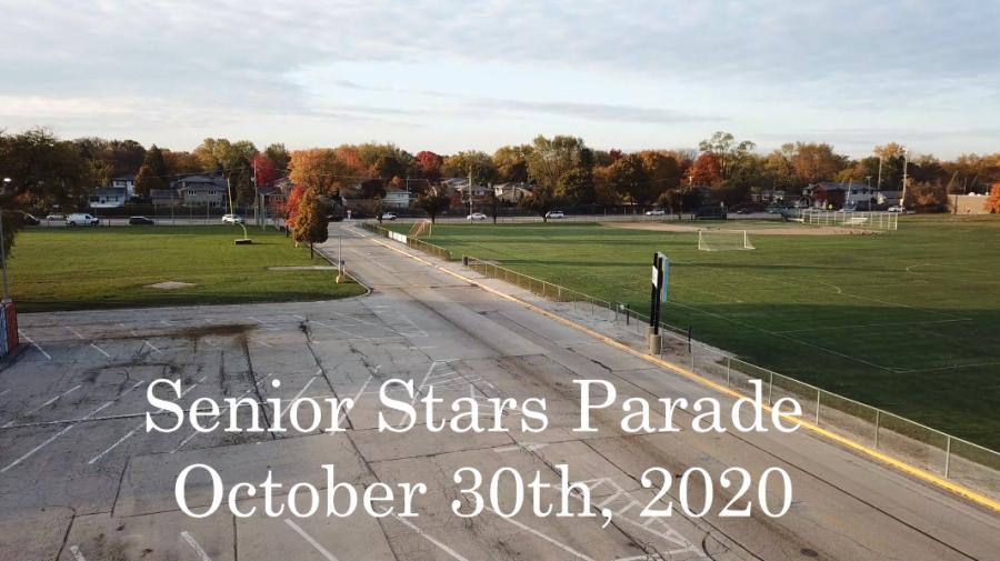 Wheeling+High+School+Senior+Stars+Parade