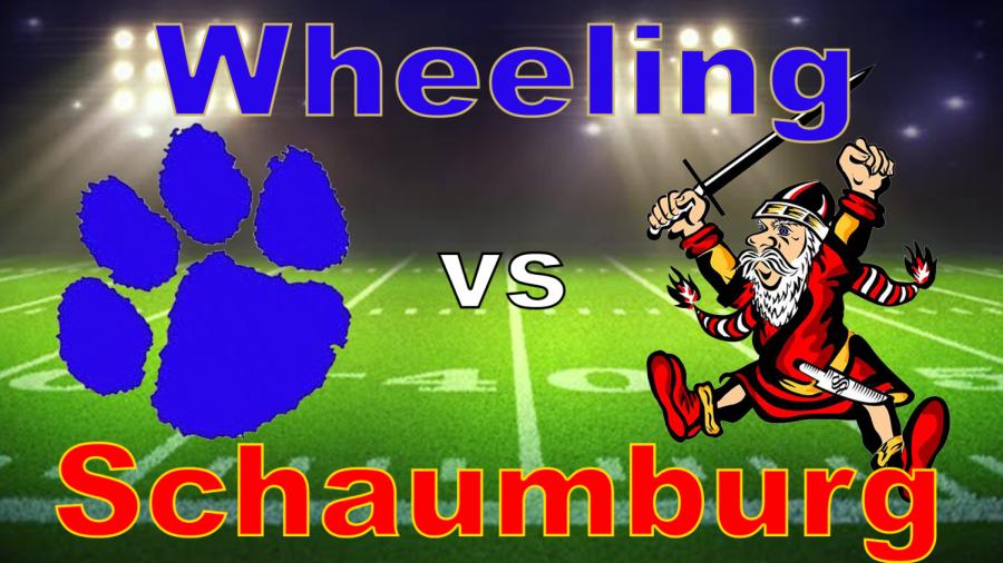 Wheeling Wildcats Football vs. Schaumburg Saxons
